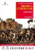 Fondamenti di letteratura latina. Ediz. compatta.