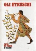 i grandi popoli del passato : cofanetto 4 volumi etruschi , incas , aztechi , sumeri