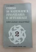 Corso di matematica finanziaria e attuariale Vol. 2