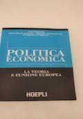 Politica economica - La teoria e l'Unione Europea