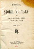 Trattato di storia militare ( solo volume 2 )
