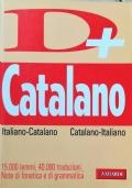 Dizionario catalano. Italiano-catalano, catalano-italiano