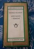 MIODRAG BULATOVIC - ARRIVANO I DEMONI - MEDUSA 1966 PRIMA EDIZIONE