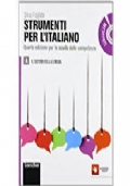 STRUMENTI PER L'ITALIANO A+B+QUADERNO COMPETENZE