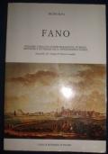 Fano - Stradario guida con notizie biografiche, storiche, artistiche e letterarie della toponomastica fanese