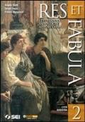 Res et fabula. Vol. 2: L'età augustea.