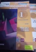 nuova matematica a colori ALGEBRA 2+QUADERNO DI RECUPERO ALGEBRA + GEOMETRIA 2 con elementi di informatica-con CD