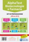 ALPHA TEST - KIT COMPLETO DI PREPARAZIONE - BIOTECNOLOGIA E FARMACIA