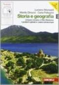 Storia e geografia. Con cittadinanza e Costituzione. vol.2 (