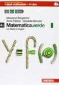 Matematica.verde. Con Maths in english. Vol. 4S