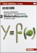 Matematica.verde. Con Maths in english.  vol.3