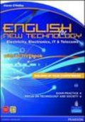 English for new technology. CLIL for english.