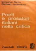 Poeti e prosatori italiani nella critica