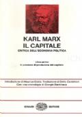 IL CAPITALE Critica dell'economia politica - completo in 3 tomi