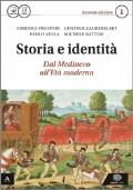 Storia e identità 1 + atlante