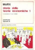 STORIA DELL'ECONOMIA POLITICA Teorie sul plusvalore - completo in 3 voll. in cofanetto editoriale
