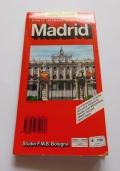 MADRID - PIANTA CITTA' 1:15.000