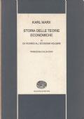 STORIA DELLE TEORIE ECONOMICHE Libro quarto del Capitale - completo in 3 voll.