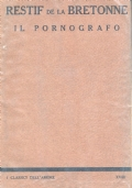 Il pornografo, seguito dal Codice di Citera