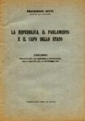 L'AZIONE MILITARE ITALIANA NELLA GUERRA MONDIALE. ESAME CRITICO DI GIUDIZI STRANIERI
