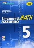 Lineamenti.math azzurro 5
