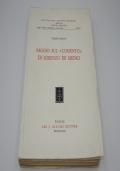 Saggio Sul Comento Di Lorenzo De' Medici