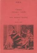 IMMAGINI DI MARTIRIO Quarantasette incisioni di Antonio Tempesta precedute da un Discorso del Marchese De Sade