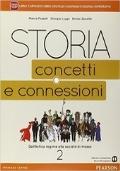 Storia. Concetti e connessioni. Vol. 2