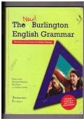 The new Burlington english grammar. Grammar and practice for Italian Students