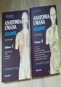 Anatomia umana. Atlante di Wolf-Heidegger Volume 1 e 2.