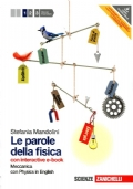 Le parole della fisica con interactive e-book vol. 1, Meccanica con Physics in English
