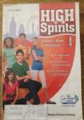 High Spirits 1 - Starter book - Culture DVD - Extra book