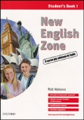 New english zone. Student's pack. Student's book-Workbook-Portfolio. Vol. 1