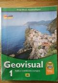 Geovisual 1 - Italia e continente europeo + Atlante + Regioni d'Italia + Carte e immagini