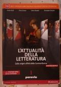 L'ATTUALITA' DELLA LETTERATURA 1, ANTOLOGIA DELLA DIVINA COMMEDIA, LABORATORIO DELLE COMPETENZE COMUNICATIVE SCOLASTICHE E TECNICO-PROFESSIONALI