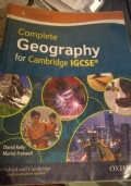 complete Geography for Cambridge IGCSE. per le scuole superiori