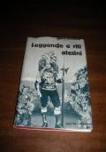 LEGGENDE E RITI ATESINI / Mario Ferrandi prima edizione 1932! Dedica autografata dell'autore all'amico camerata Duilio Filippi in prima pagina!
