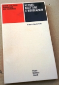 Keynes: riletture e rievocazioni. A cura di  Federico Caffè.