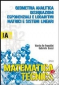Matematica e Tecnica, tomo A