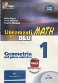 Lineamenti mat blu 1