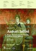 AUTORI LATINI, Vol.1: Plauto, Terenzio, Catullo, Cicerone, Lucrezio, Cesare, Sallustio
