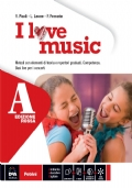 I love music A + B