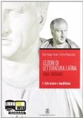 Lezioni di letteratura latina vol.1