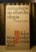 Introduzione all'archeologia
