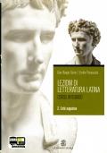 Lezioni di letteratura latina 2 -  L'ETA' AUGUSTEA