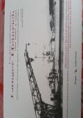La gru galleggiante Langer Heinrich dal 1915 ad oggi