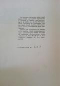 La vita e le opere di Gabriele d'Annunzio