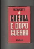 GUERRA E DOPOGUERRA