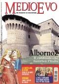 Medioevo n.6 (149) Giugno 2009. Santa Brigida. Albornoz. Castellana di Vergy. Molise. Vercelli. Dossier: Giotto