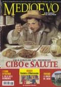 Medioevo n.7 (126) Luglio 2007. I rischi alimentari. Valencia. Dossier: Desiderio di Montecassino